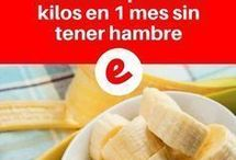 dieta plátano