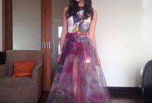 Celebrities in Haute Couture 2015 IBFW