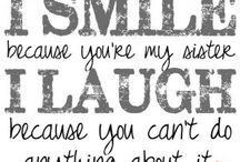 Just because it brings a laugh, smile, or truth to life!... / by Annie Hopp