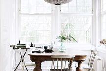 lampa nad okrągłuy stół
