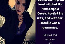 Rising for Autumn