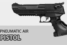 Pneumatic Air Pistol / Zoraki HP01&2