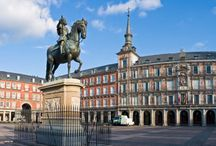Plaza Mayor  / Plaza Mayor de Madrid