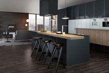 Kücheninspirationen ... / Living Kitchen, Händlermessen, Hausmessen, Weiterbildungen