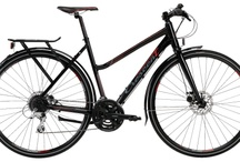 Crescent Sport fitness -pyörät