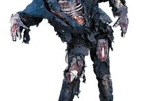 Zombie Costume / Hire Zombie costumes on Supazaar for your event, production or display.
