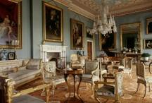 18 век интерьеры