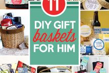 Gift Ideas / Ideas for gifts, gift baskets, etc.