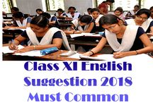 Class 11, XI English Suggestion 2018 | একাদশ শ্রেনী