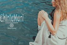 CHINTAMANI ALCHEMISTRY / Clothing by Polina.  Available in Banys vells, 3. Barcelona