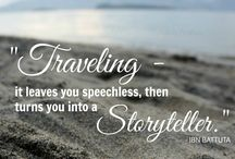 QUOTES / inspiring quotations about food, travel and living life to the fullest! <3