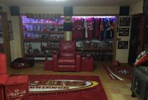 49ers Homes & Fan Caves / Home of the Faithful!