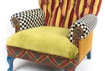 old armchair ideas