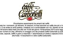 Il cliente al centro / by Caffè Carbonelli