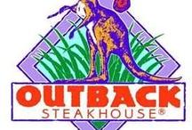 Favorite Restaurants / Outback, BoneFish, Ruyons / by Joe Marino