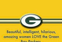 Green Bay Packers!  / by Haley Waller