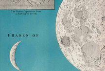 Lune, planètes