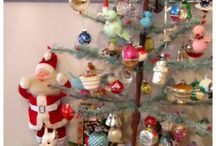 Christmas / Christmas decorations, ornaments, and  trees. / by Meredith Love