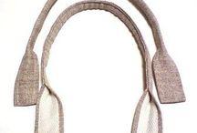 šití uší na tašky