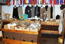 Our Shop / Take a tour of our on-site shop, stocked with our finest alpaca products!