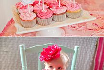 Mya's 2nd Bday / by Amanda Kendricks