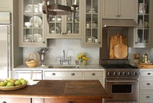 Kitchen Ideas / by Whitney Webster