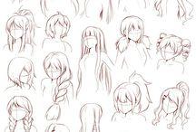 Comic/manga drawing