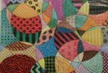 zentangle sanlorvi / los gráficos más hermosos de mi hija  sandra lorena ortiz villabona