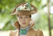 Hats ~ Perchers, Saucers