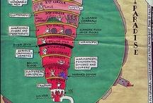 Dante Divina Commedia / 700 jaar inspiratiebron voor kunstenaars
