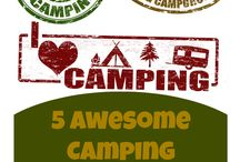 Hiking & Camping in Indiana / There are dozens of great campsites in Indiana. See for yourself!