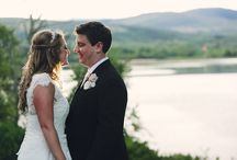 Real Weddings | A Sheen Falls Adventure / Ali and David's Sheen Falls wedding adventure is a true love story. #westcoastweddingsireland