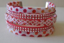 Bracelets manchettes