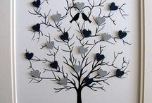 искиз  деревьев,цветов,птиц и др
