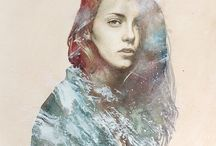 Art. / by Mariah DeYoung