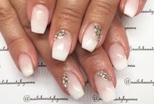 Wonderful nails / Beautiful french manicures