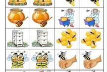 Včely a jiný hmyz