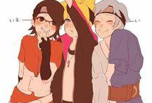 Team7 (Team Konohamaru)