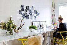Interiors/ Exteriors / Pretty living areas