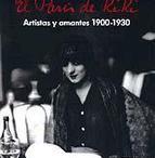 El París de Kiki: Artistas y amantes 1900-1930 / Excelente libro de Billy Klüver y Julie Martin de la editorial Tusquets editores