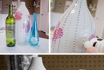 bottles/glass
