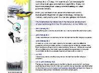 History of Solar / History