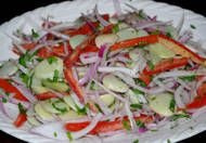salads / by Christy Lunt-Schulze