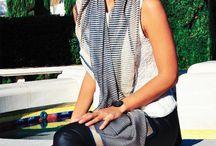 Terracotta New York Scarves Lifestyle