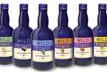 "Wild Tonic / Wild Tonic Jun is a rare cousin of kombucha that is fermented with honey rather than sugar. The ""Champagne of Kombucha"" will delight your taste buds!"