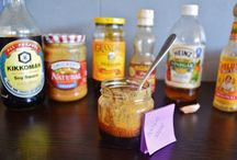 Spreads and Sauces