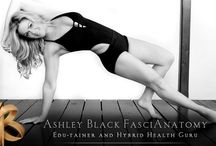 Ashley Black Guru / Who is Ashley Black?  Inventor, fascia expert, best-selling author, health & lifestyle guru. Ashley is empowering people to learn more about their bodies and take control of their health!  Read More on FasciaBlaster.com/about/