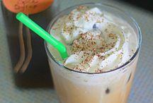 Iced Coffee/Frap.