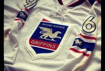 Griffins Jerseys / Griffins Jerseys from 2006 to present / by Grand Rapids Griffins