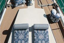 Yacht styling